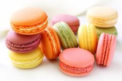 Десерт «Макаронс»