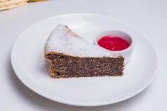 Десерт «Маковый пирог»