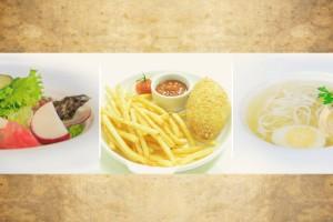 Комбо «Обед»